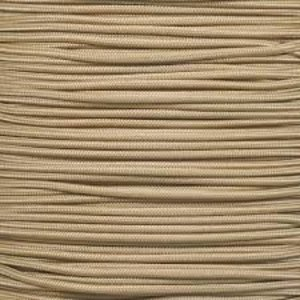 World Famous World Famous 550 Paracord 100ft Tan