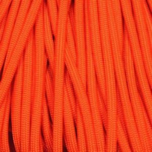 World Famous World Famous 550 Paracord 100ft Safety Orange