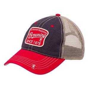 Browning Browning Logo Baseball Cap -Trenton (Mesh)