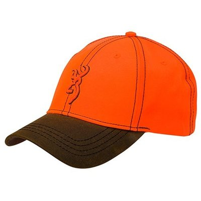 Browning Browning Blaze Orange Logo Baseball Cap (Opening Day)