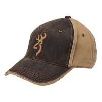 Browning Browning Logo Baseball Cap - Flint Brown