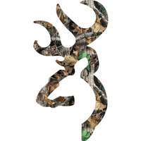 "Browning Browning 3D CAMO Logo Decal (6"") Puffy Sticker"