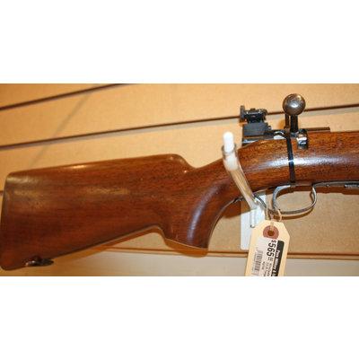 Winchester Winchester Model 75 22LR Target (Lyman sights)