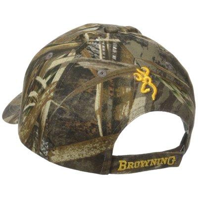 Browning Browning Rimfire 3D Buckmark RTX Cap (Realtree)