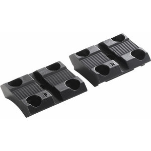 Weaver Browning X-Bolt Base Pair Mounts (Black,Aluminum) #48493