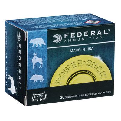 Federal Federal 44 Rem Magnum (240 Grain JHP) 20 rds - #C44A