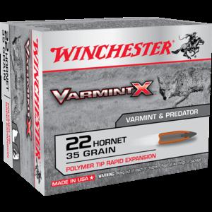Winchester Winchester Varmint X .22 Hornet 35 Grain (20 Rds) #X22P