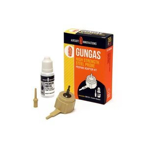 Airsoft Innovations AI Gungas HIGH Strength Probe Propane Adapter (Airsoft)