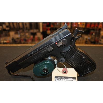 CZ Europe CZ 85 9mm Luger Pistol