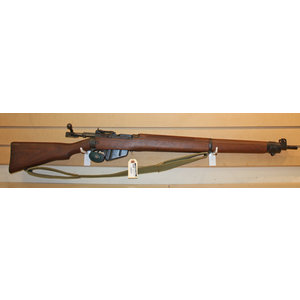 Lee Enfield No 4 Mk 1 303 British Rifle w/ Sling