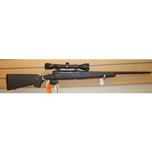 Savage Arms Savage Axis XP 270 Win Bolt Action Rifle w/ Weaver Scope