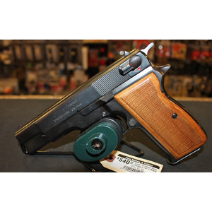 Luger Luger Compact 9mm Handgun (w/ 2 Mags) PROHIB