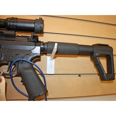 Used Firearm Black Creek Labs AR-15 Custom with Optic