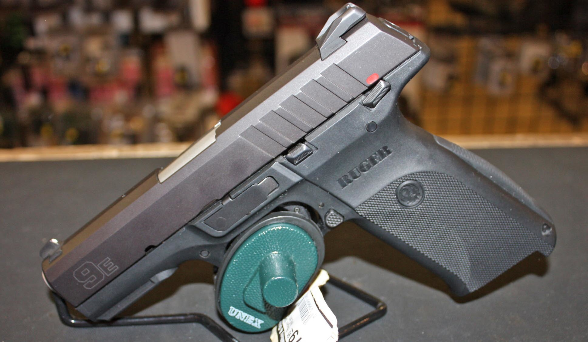 Ruger SR9 Pistol (NEW) 9mm Luger