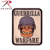 Rothco Guerrilla Warfare Patch (Velcro)