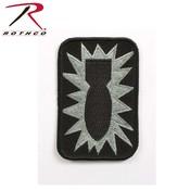 Rothco 52nd Bomb Ordnance Patch (Velcro) ACU