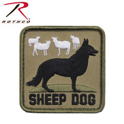 Rothco Sheepdog Patch (Velcro) Rothco