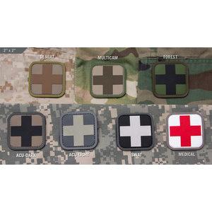 """Milspec Monkey 2"""" Medic Square (PVC)"""