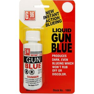 G96 G96 Liquid Gun Blue (59ml) 2 fl oz.