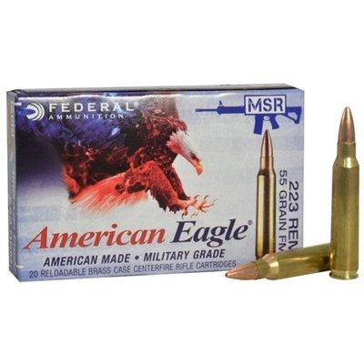 American Eagle American Eagle 223 Remington 55 Grain FMJ (AE223J)