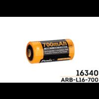 Fenix Fenix 16340 700 mAh Rechargeable Battery (ARB-L16-700)