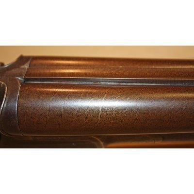 "England Wesley Richards 12GA S/S (2.5"" Only) Bronzed Barrel"