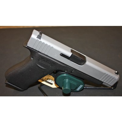 Glock Glock 48 (SLIM) 9mm (Matte Silver Slide) NEW