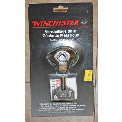 Winchester Winchester Metal Trigger Lock