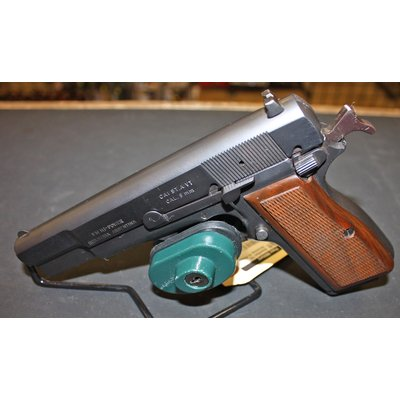 Argentine FM Browning Hi Power (9MM)