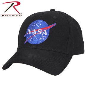 Poco Miltary NASA Logo Cap (Low Profile Cap) Adjustable