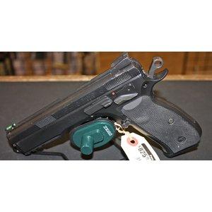 CZ Europe CZ 75 SP-01 Shadow 9mm PIstol (Used)
