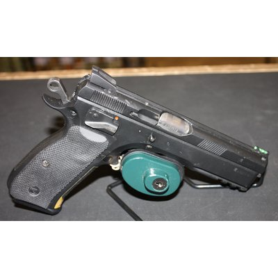 CZ Europe CZ 75 SP-01 Shadow 9mm PIstol (Used)
