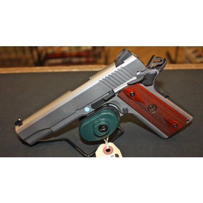 Ruger SR1911 Stainless w/ 2mags, case, original box