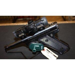 Ruger Mark 1 Pistol (w/ Red Dot)