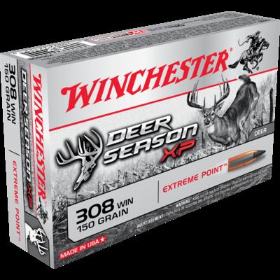 Winchester Winchester 308 WIN (150 Grain) Deer Season (X308DS)