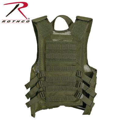 Rothco Rothco Kid's Tactical Vest (Olive Drab)