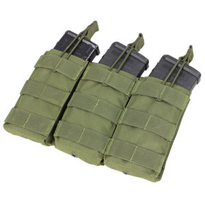 Condor Outdoor Condor Triple Open-Top M4 Mag Pouch (MA27)