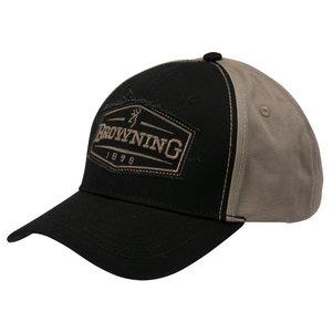 Browning Browning Atlus Shadow Baseball Logo Cap