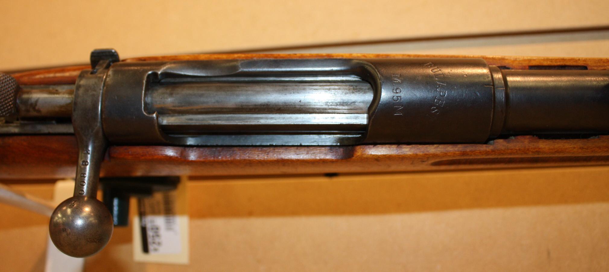 Hungarian Steyr M95/m 8mm Mauser Sporter (W/ Rubber Butt Plate)