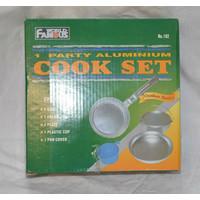 World Famous World Famous 1 Party Aluminium Cook Set (#102)