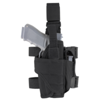 Condor Outdoor Condor Tornado Tactical LEFT Hand Holster (BLACK)