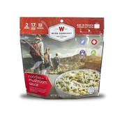Wise Wise Outdoor Meal - Noodles With Beef In Mushroom Sauce (160G)