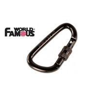 World Famous Assault Carabiner (2298) World Famous