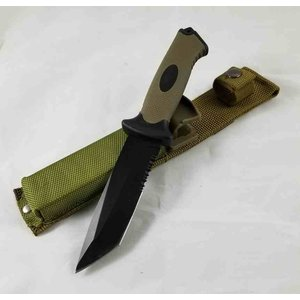 World Famous GEN 2 Molle Belt Knife (Olive Drab)