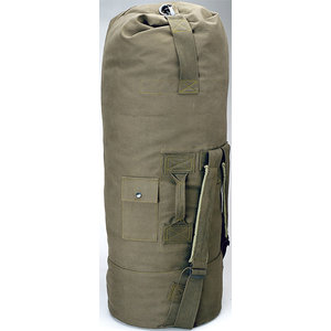 World Famous World Famous New Issue Duffle - OD Green (#189)