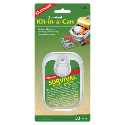 Coghlan's Coghlan's Survival Kit In A Can (#9850)