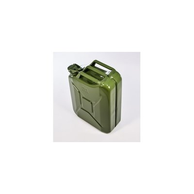 Canada Ammo Steel Jerry GAS Can - Army Green - 20L