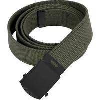 """Mil-Spex Mil-Spex Web Belt - OD Green 48"""" (Black Metal Buckle) (#3170-OD)"""