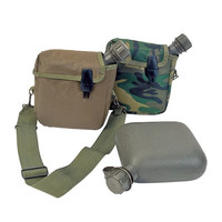 World Famous Bladder Stlye Canteen - Olive Drab (#132OD)