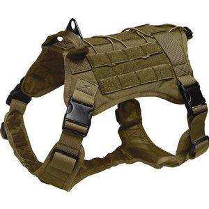 Mil-Spex Mil-Spex K-9 Tactical MOLLE Vest